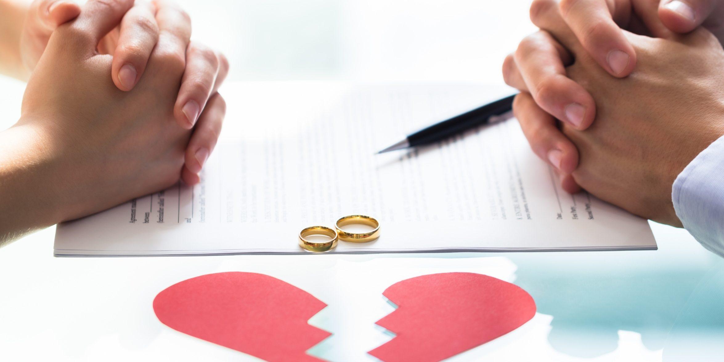 Preguntas sobre el divorcio